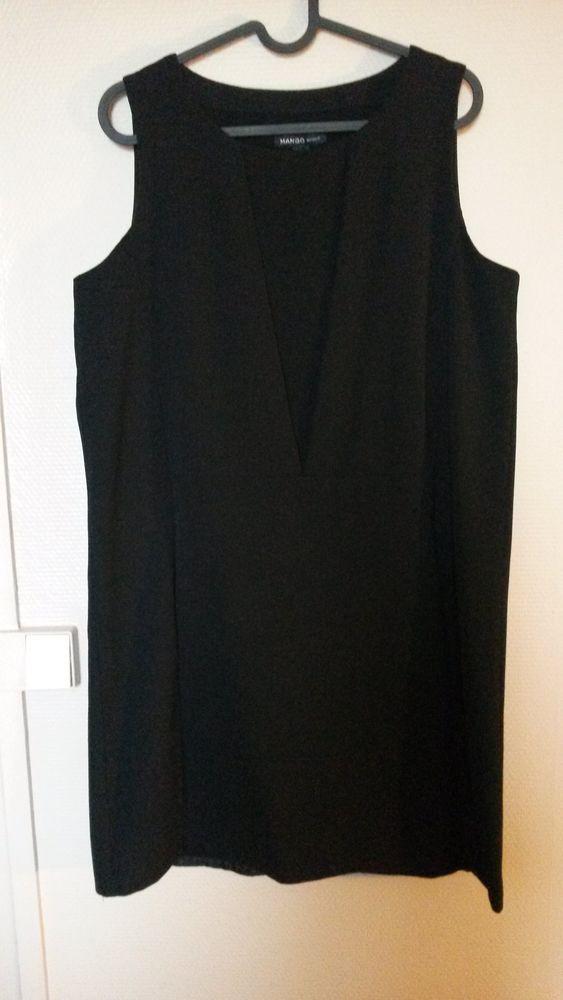 robe Mango noire, 20 Noisy-le-Grand (93)