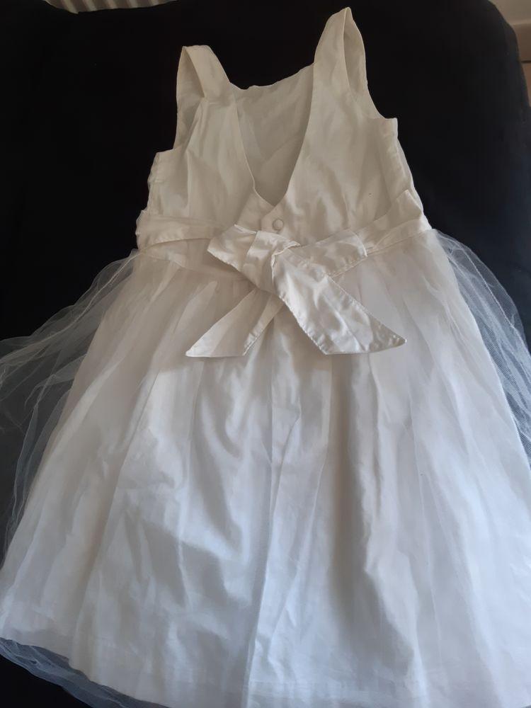 Robe mariage/ baptême blanche 15 Melun (77)