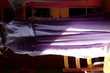 Robe de mariage violette avec petite étoffe 12ans Vêtements