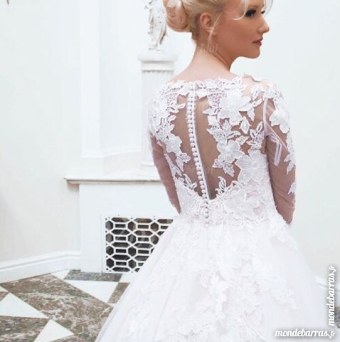 robe mariage 100 Le Chesnay (78)