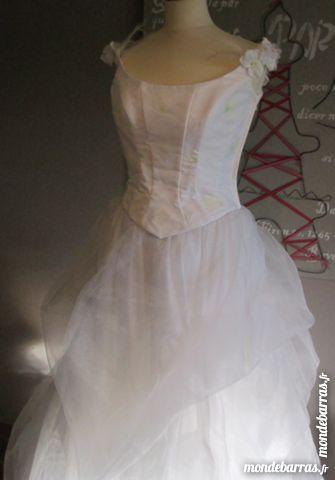 Robe de mariée Bustier neuve Matrimonia T40 130 Muret (31)