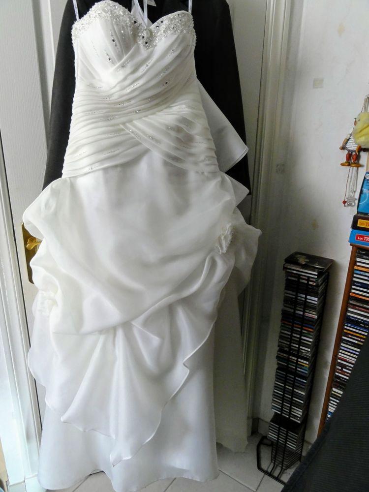 Robe de mariée Miss Kelly à Morelle mariage T38 Vêtements