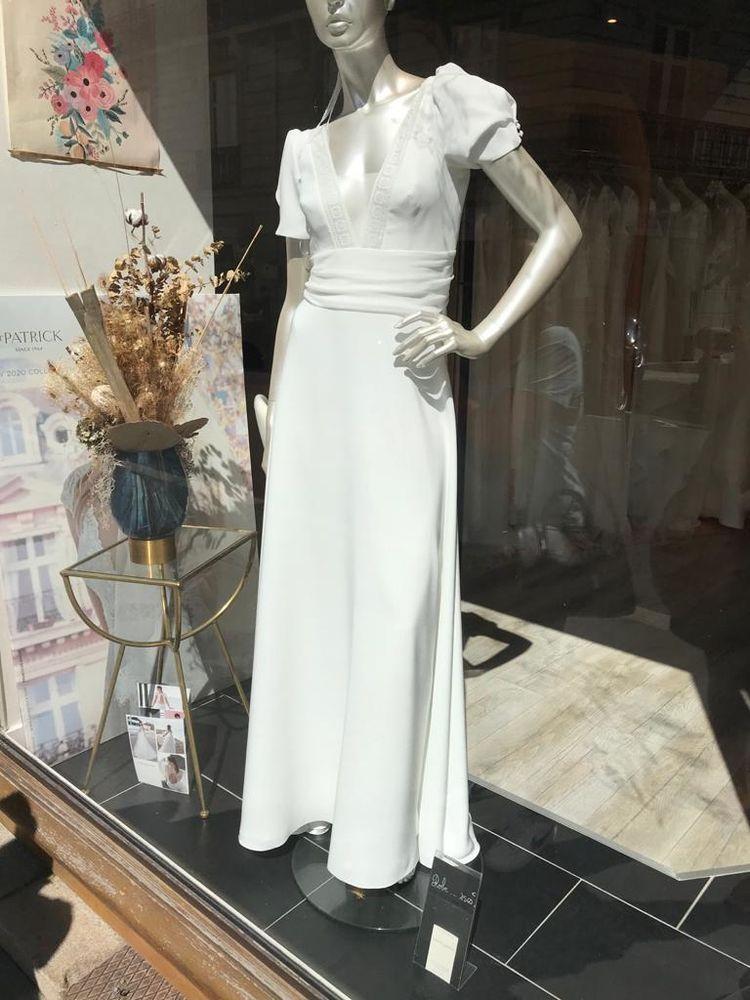 Robe de mariée neuve création lambert 2021 T40 1000 Nantes (44)