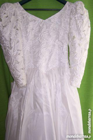 robe de mariée taille 38/40 80 Luisant (28)