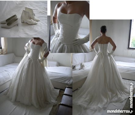 Robe de mariee dans le 91