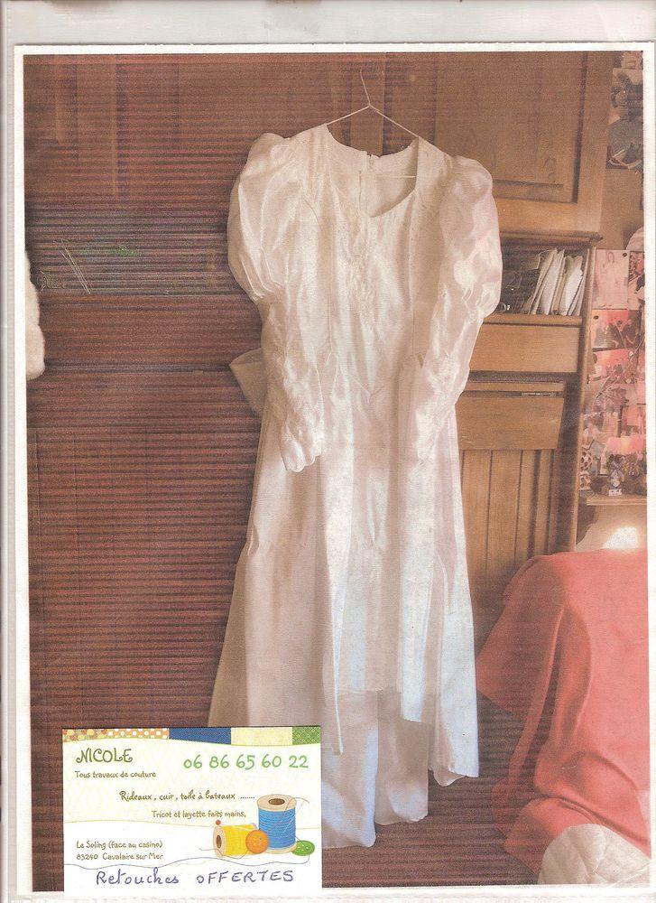 Robe de mariée  60 Cavalaire-sur-Mer (83)