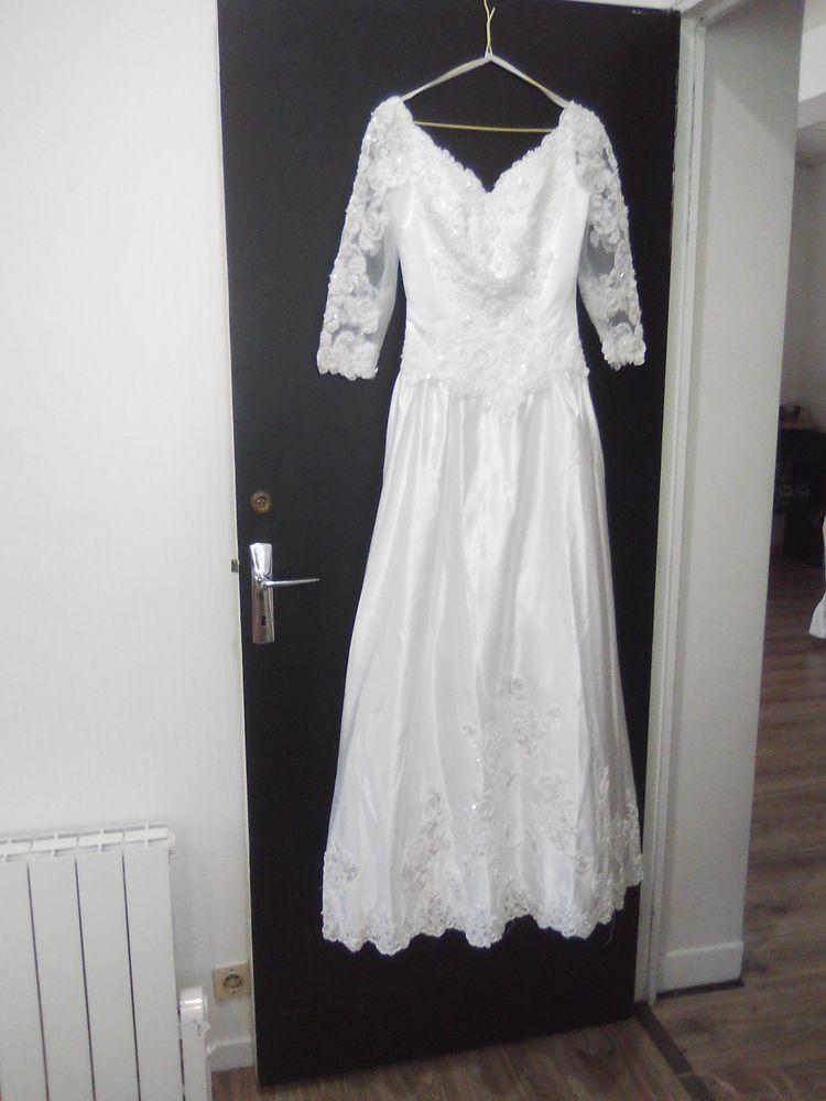 Robe de mariée 400 Cravent (78)