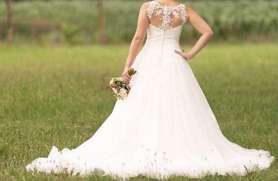 Robe de mariée  590 Sélestat (67)