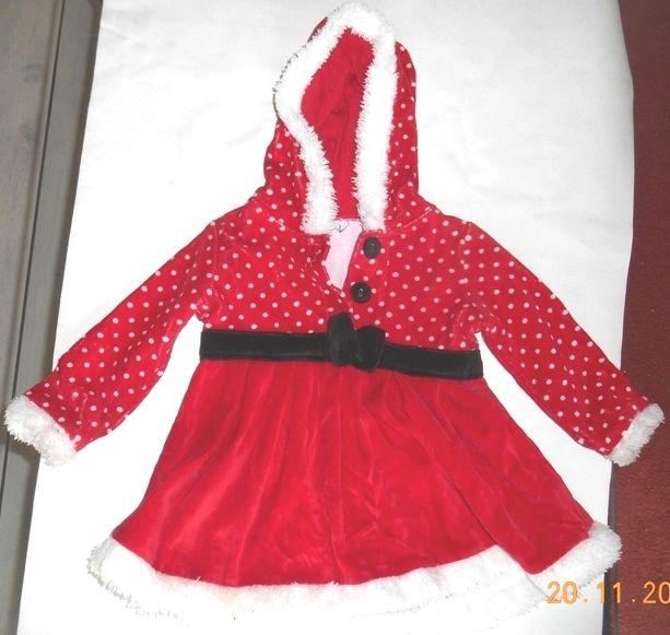 Robe de Noel 12 mois  13 Mâcon (71)