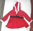 Robe de Noel 12 mois
