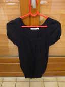 robe noire avec petites manches 36/38 0 Mérignies (59)