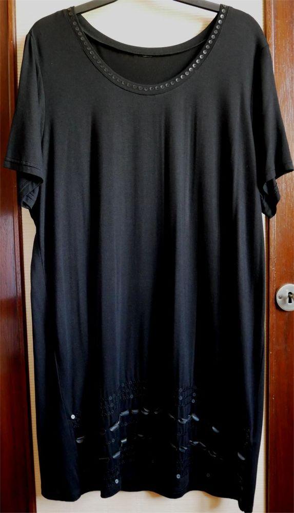robe noire courte 15 Saint-Germain-du-Plain (71)