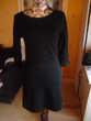 robe noire dentelles NEUVE encore étiquette TAILLE 2 Lyon 5 (69)