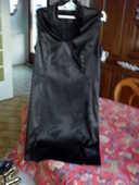 Robe noire de soirée Carole 20 Lun�ville (54)