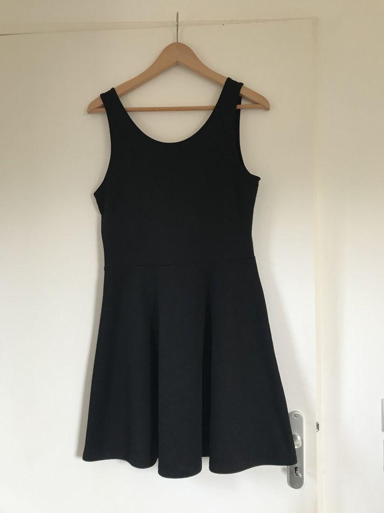 Robe noire H&M Taille L 5 Nantes (44)