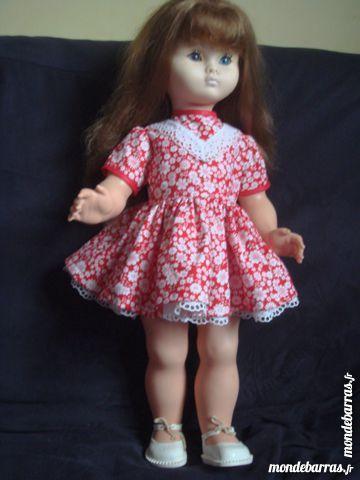 Robe pour poupée Nina de Bella taille 60 24 Épernay (51)