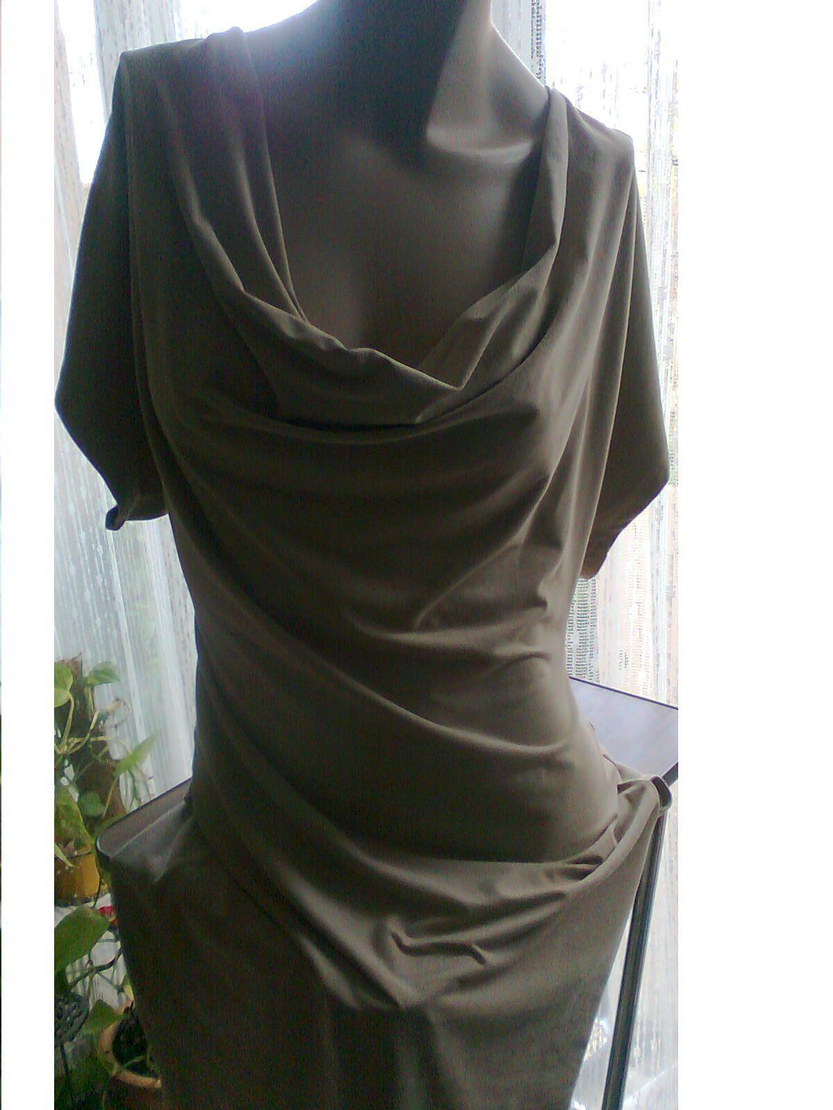 ROBE, pull en fils dorés, veste - taille 1 et 2 - zoe 6 Martigues (13)