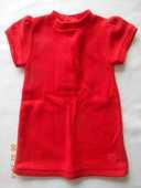 Robe rouge 3 mois KITCHOUN neuve 15 Mâcon (71)