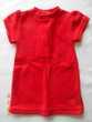 Robe rouge 3 mois KITCHOUN neuve