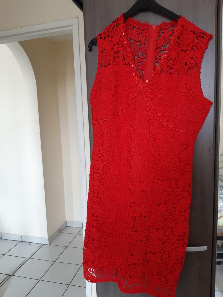 Robe rouge 0 Martinique (97)