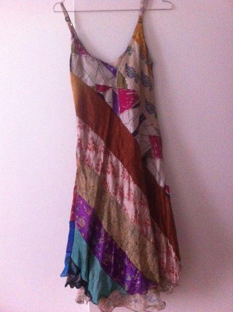 robe en soie légère  10 Arpajon (91)