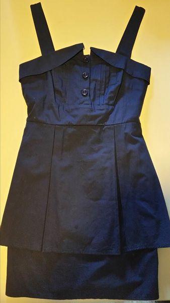 92c8693d3713c Achetez robe de soirée bleu occasion, annonce vente à Tours (37 ...