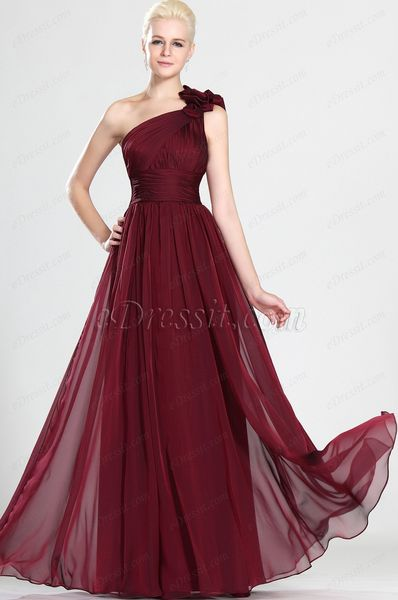 Robe cocktail longue 44