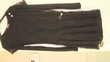 robe de soirée ,noire courte dentelle Caudan (56)
