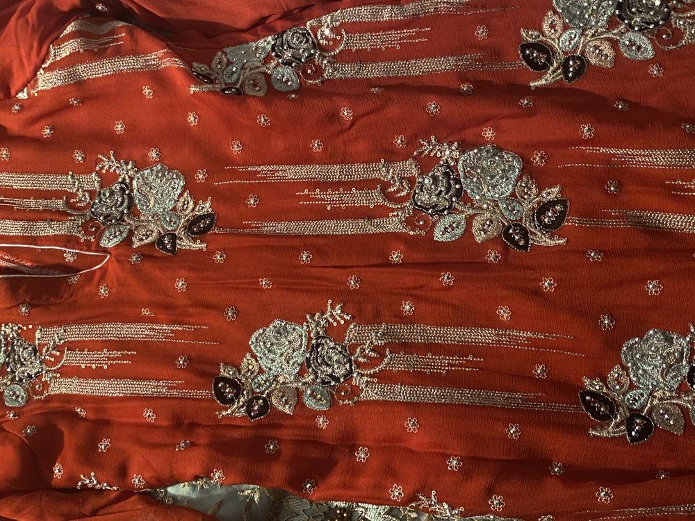 Robe de soirée rouge 45 Paris 1 (75)