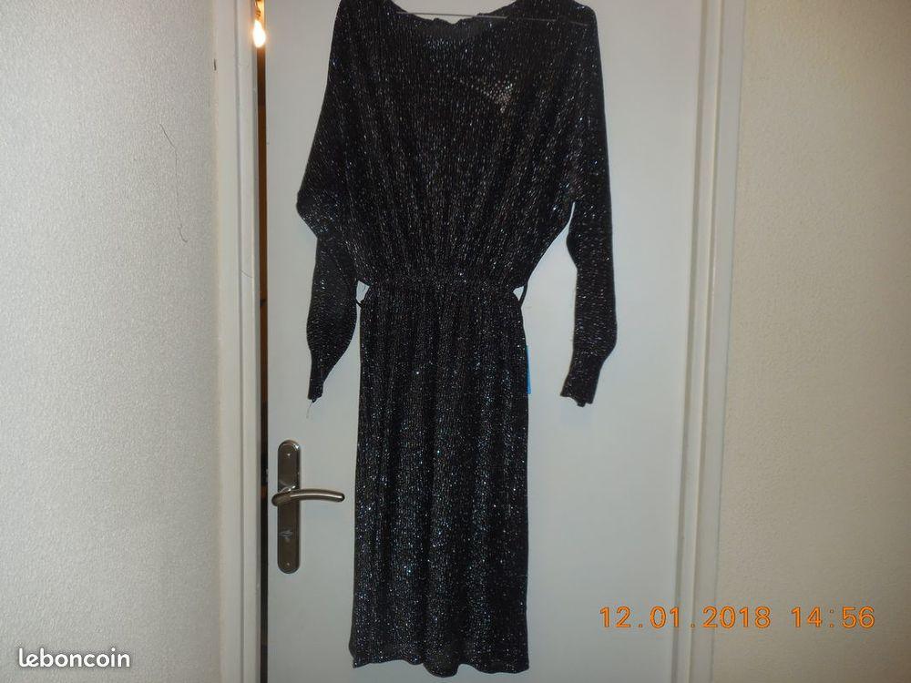 robe de soirée scintillante 42 11 Sète (34)