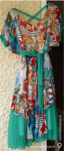 robe taille 40 mousseline 55 Chalon-sur-Saône (71)