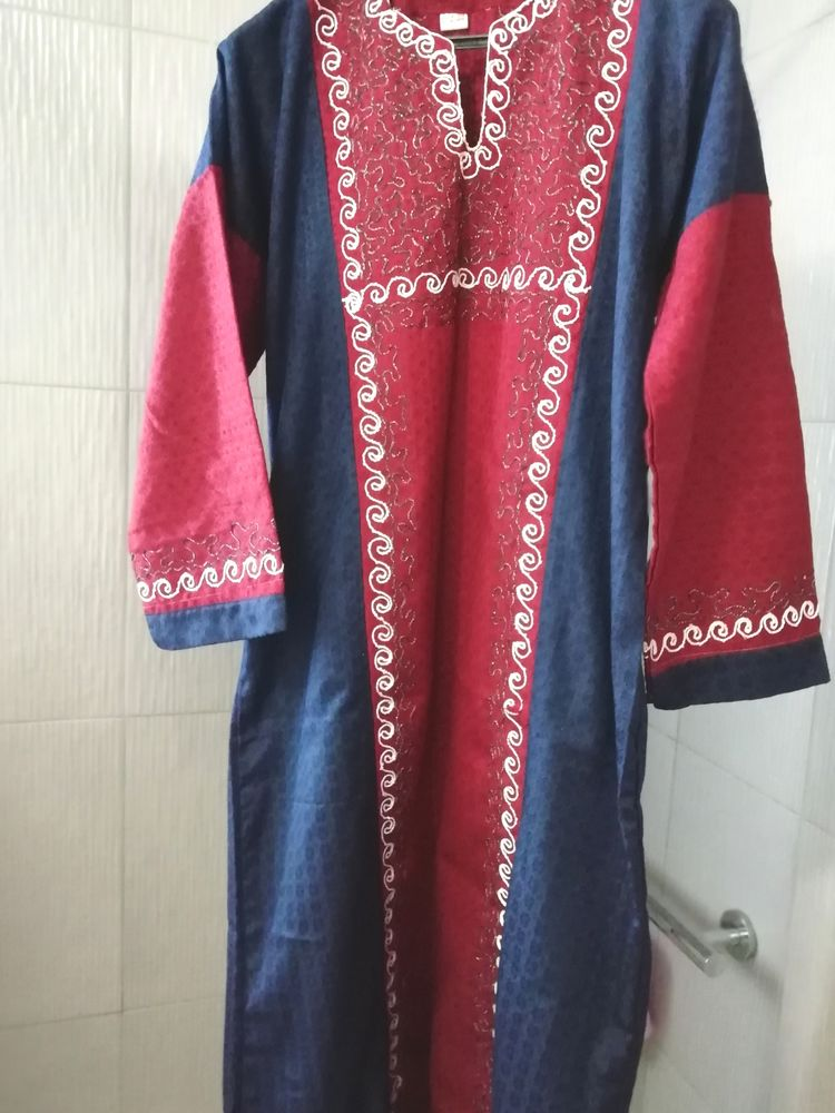 robe traditionnelle syrienne 7 Nancy (54)