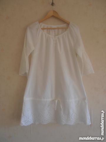 Robe tunique broderie anglaise (59) 20 Tours (37)