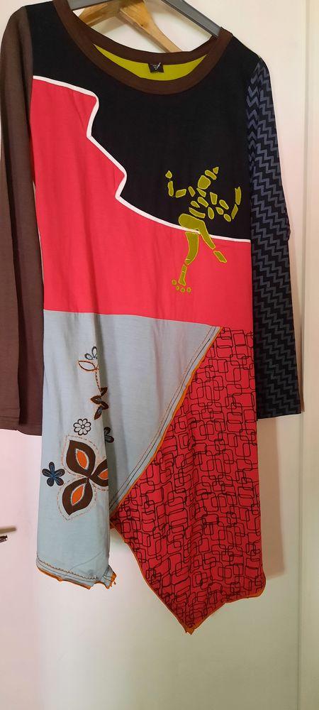 robe tunique en coton 10 Lezay (79)