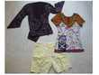 robe/tunique, short, jupon, hauts - 36 / 38 - zoe