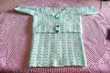 robe verte 2/3  ans au crochet fait main Saint-Hilaire-du-Rosier (38)