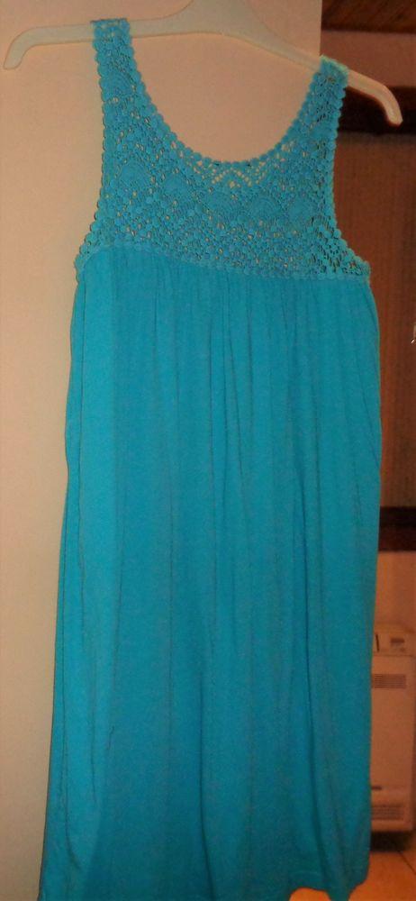 robe verte  mi-longue t40,42 ,comme neuve 19 Argenteuil (95)