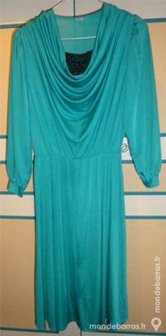 Robe verte pour les fêtes 10 Chalon-sur-Saône (71)