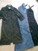 2 robes longues jean - 1 robe tunique 40/42 - zoe 9 Martigues (13)