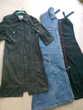 2 robes longues jean - 1 robe tunique 40/42 - zoe Martigues (13)