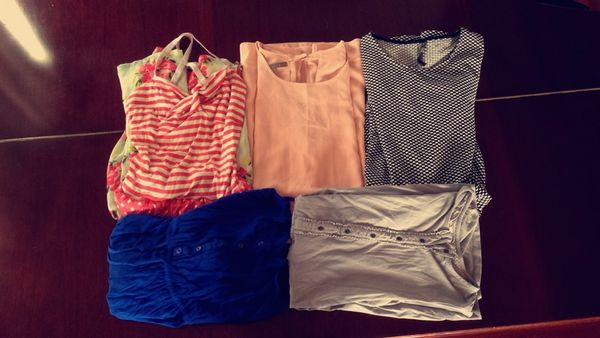 Lot de 5 robes quasi neuves 30 Montpellier (34)
