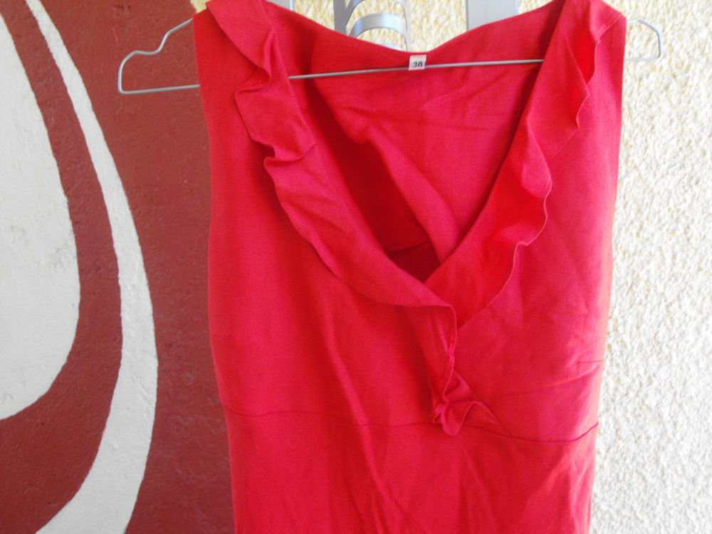 Robes rouges longues 10 Limoges (87)