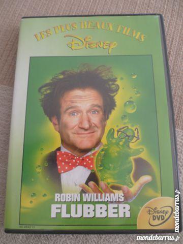 DVD Robin WILLIAMS / FLUBBER - Walt Disney BE 8 Issou (78)