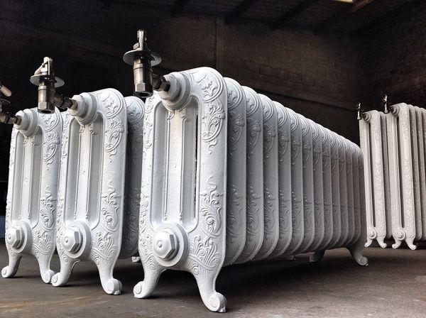 Achetez robinet radiateur unique collector annonce vente for Radiateur fonte deco
