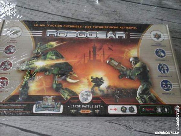 Robogear Large Battle Set 35 Bruay-la-Buissière (62)