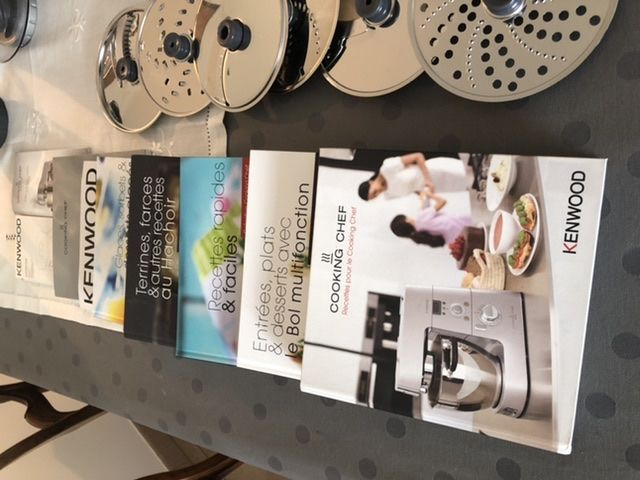 Robot Cooking Chef Premium 990 Dardilly (69)