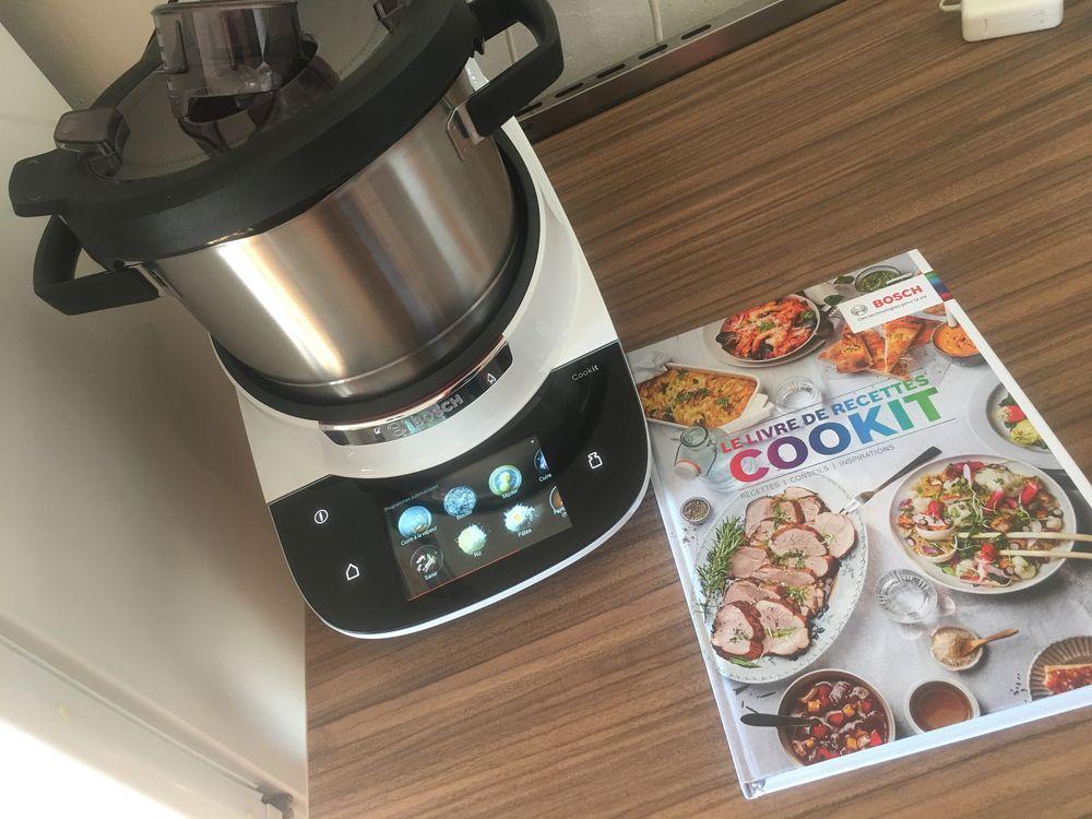 Robot cuiseur multifonctions Bosch Cookit 1250 Saint-Claude (39)