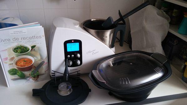 achetez robot cuiseur occasion annonce vente l 39 isle en. Black Bedroom Furniture Sets. Home Design Ideas