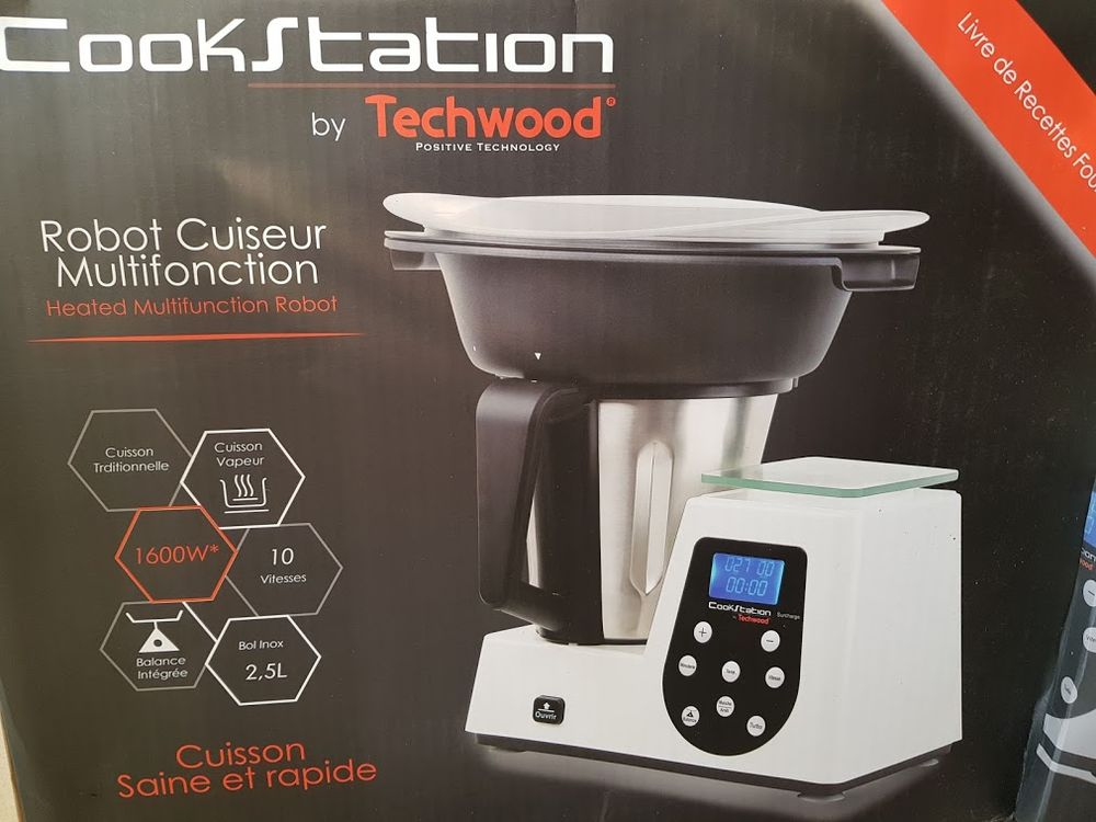 Robot cuiseur 250 Tourcoing (59)