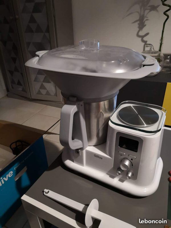 Robot de cuisine multifonction Qilive 5423 180 Corbeil-Essonnes (91)